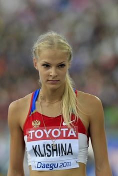 darya klishina long jump russia