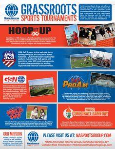 Grassroots Sports Tournaments Handout