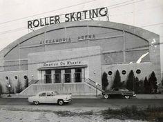 vintag, rollers, roller skate, roller skating, roller rink, rollerblad rink, alexandria icon, skate rink, alexandria roller