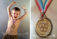 Olympic gold medal face paint design body art  Paintertainment: On your Mark! Get Set! GO!