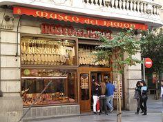 Ham Museum #Madrid #Spain