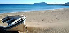 Beaches in & around Monemvasia