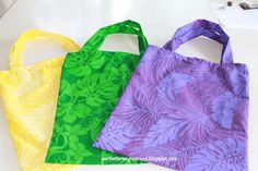 use as book bags or show & tell bags?