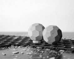 STELLA CONCRETE KNOBS — KAST CONCRETE KNOBS - Concrete Cabinet and Drawer Hardware