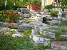 Meadowville Landscape Systems Residential Slope Landscape Page