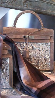 Hermès, Paris ~ Colette Le Mason @}-,-;---