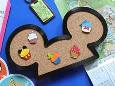 Ear Hat Pin Board an