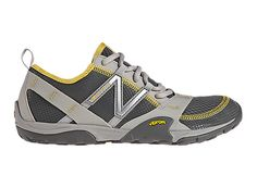 Minimus 10 - Grey with Yellow