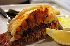 Piggyback Lobster Tails Recipe