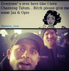 Jax & Opie