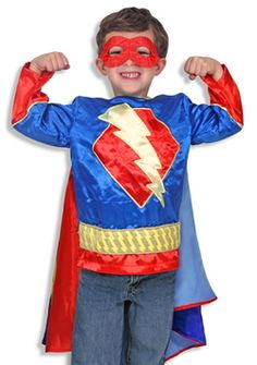 Melissa & Doug Super Hero Role Play Costume Set $29.99 - from Well.ca