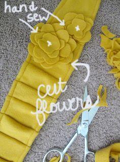 sew, gift, diy ear, idea, delia creat, crafti, headband, ears, ear warmers