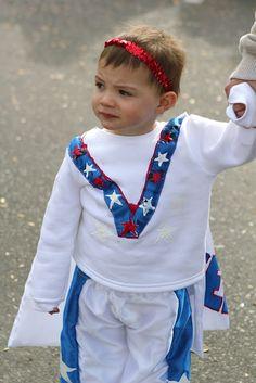 Eva needs an Eva Knievel type costume