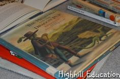 Middle Ages Books for Kids -- Roundup from High Hill Homeschool, a lovely blog of an American family in Germany