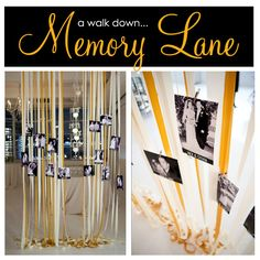 DIY graduation photo display decoration.  Hang streamers or ribbon from a doorway and attach photos from different school years.  Walgreens has buy 25 4x6s get 25 free right now:  http://www.coupons.com/coupon-codes/walgreens/