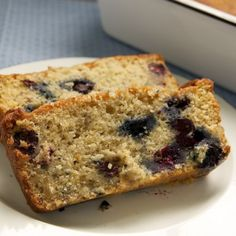Blueberry Banana Bread Recipe « Go Bold with Butter