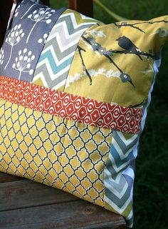 Seven Alive: Double Sided Pillow