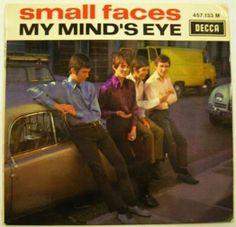 #TapasDeDiscos Small Faces My Mind's Eye