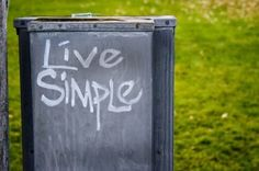 Simplify your life! www.addspacetoyourlife.com