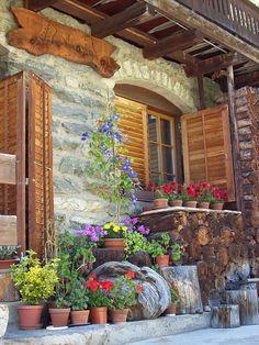 Kippel, Valais, Switzerland
