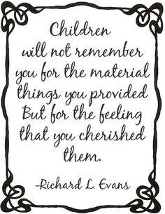 Mommy's make children feel amazing!