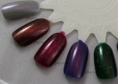 Cult Nails Behind Closed Doors Collection Swatches & Review. Click through to see more!    #crueltyfree #beauty #makeup #nailpolish