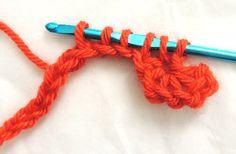 How to Crochet the Daisy Stitch AKA Star Stitch | crochet today