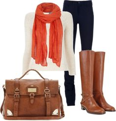 Fall Look, created by jmcgee330 on Polyvore