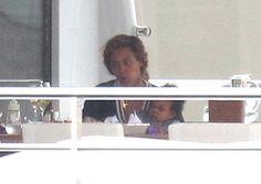 Beyoncé With Blue