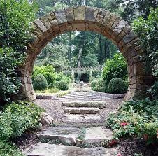 Asian garden inspiration.