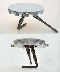 Crazy legs coffee table