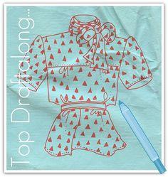 pattern drafting tutorials