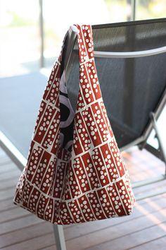 soozs: Reversible beach bag tutorial