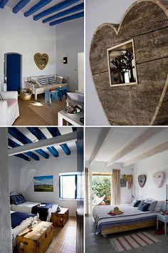 summer house on formentera, via Flickr.