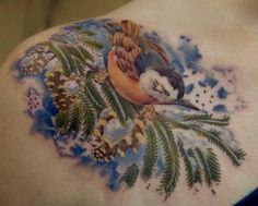 Tattoos i like mostly birds on pinterest david hale for Hell or high water tattoo
