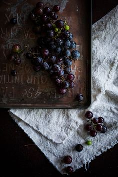 grapes by Beth Kirby {local milk}