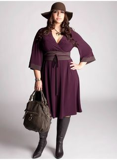 Plus Size Casual Dre