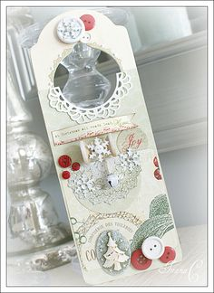 Created by Webster's Pages DT member Ivana Camdzic using the Botanical Christmas collection!