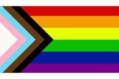 Daniel Quasar Redesigns Pride Flag to Be More Inclusive