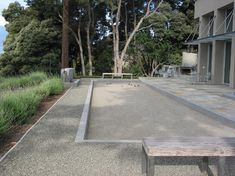 Bocce Ball court. 10 Extreme Backyards That Look Too Good To Be True (PHOTOS)