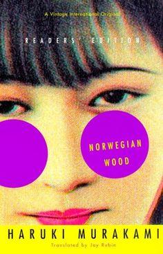Norwegian Wood, by Haruki Murakami