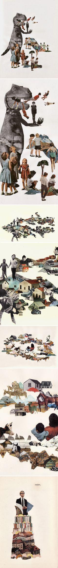 ashlie chavez - collage <3