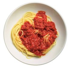 Marcella Hazan Tomato Sauce With Onion and Butter - NY Times - adjusted by Bittman