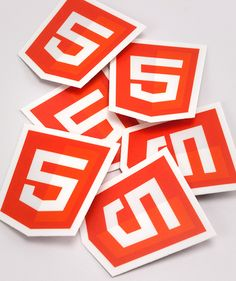 HTML5 Stickers