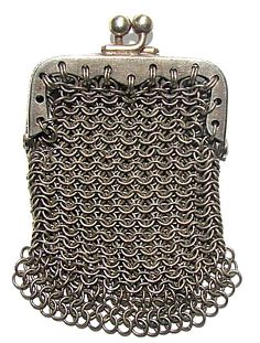 heavy metal change purse