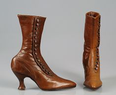 Boots, 1916-20