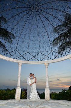 Destination Villa Wedding in Barbados.