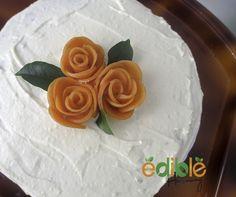 Grain-Free Carrot Cake by @edibleharmony #paleo