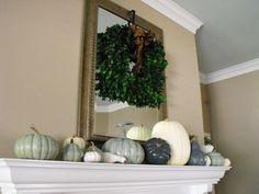 Susie Harris: DIY Painted Pumpkins
