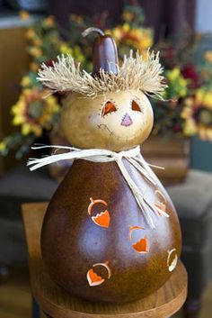 Meadowbrooke Gourds  The Party Goddess! Marley Majcher ThePartyGoddess.com #halloween #craft #creative #diy #gourd